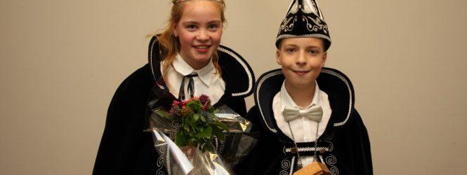 Prins Koen en Prinses Maud